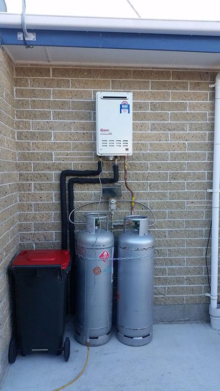 gas installation residential 1
