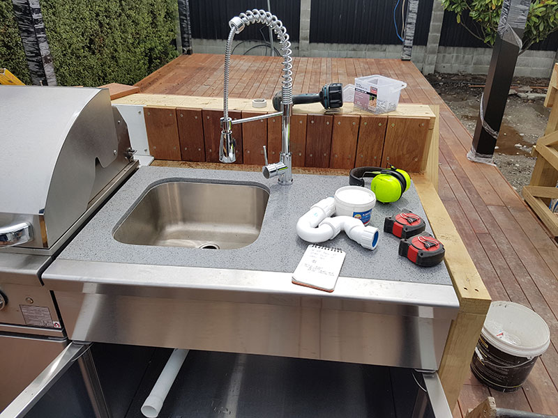 plumbing outdoor sink 1